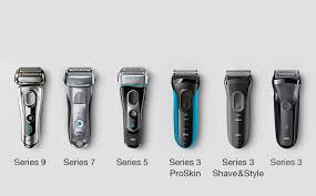 electric shaver is better than a razor for in grown hair series 9 electric razor braun us