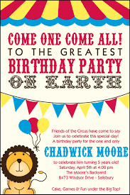 Party Invite Cards Childrens Birthday Party Invites Children U0027s Bday Party