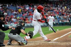 Phillies Prepare For Life Without - franco altherr hit slams and phillies rout marlins 20 1 atlanta