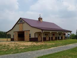 Gambrel Roof Barns Prefab Metal Barns Barn Decorations