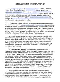 General Power Of Attorney Act by Oklahoma Medical Power Of Attorney Form Living Will Forms