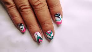 figuras geometricas uñas tendencias de decoracion para uñas 2016mundo manicura
