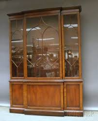 Break Front Cabinet Search All Lots Skinner Auctioneers