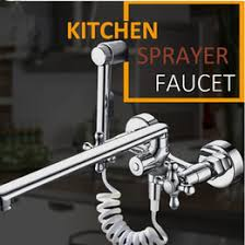 Kitchen Faucets On Sale by Wall Mount Kitchen Faucet Spray Online Wall Mount Kitchen Faucet