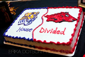 collegiate groom u0027s cakes apparently the sec rules