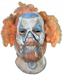 rob zombie halloween clown mask clown masks nightmare factory 1 of 2 pages