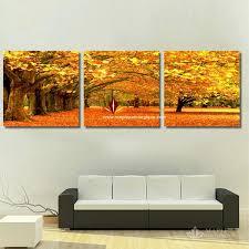 canvas decorations for home canvas art painting modern canvas prints artwork of landscape
