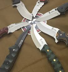Tactical Kitchen Knives Factory Productions Of Sean Kendrick Tactical Folding Knife And