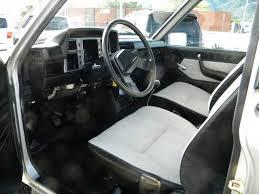1982 Toyota Pickup Interior Kidney Anyone 38 000 Mile Datsun 720 King Cab Pickup Japanese