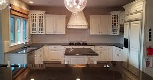 kitchen subway backsplash backsplash installation granite countertop teal cabinets kitchen