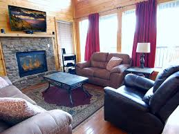 The Movie Pit Sofa by Secluded 20 Mile View Fire Pit Waterfall Homeaway Sevierville