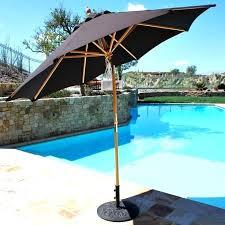 6 Foot Patio Umbrellas 11 Foot Patio Umbrella Poolside Patio Beside 6 Foot Patio Umbrella