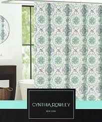 Turquoise And Grey Shower Curtain Cynthia Rowley Indian Elephant Fabric Shower Curtain 72 Inch By 72