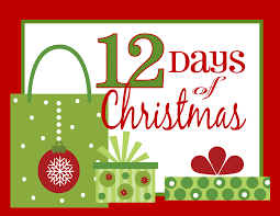 on the 12 days of christmas christmas gift ideas
