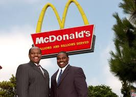 Next Generation Of African American McDonalds Owners Carry Family - Don bailey flooring
