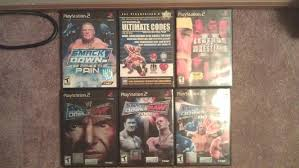 best ps2 wrestling games and cheat code game for sale in new