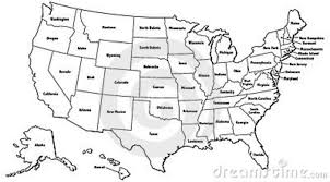 united states map outline blank eastern us map clip at clkercom vector clip blank