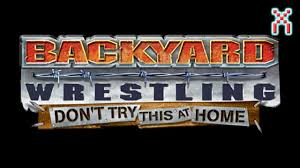 backyard wrestling don u0027t try this at home official video game