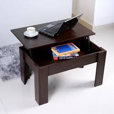 Flip Top Coffee Table by 2017 Free Shiping Wooden Lift Top Coffee Table Computer Desk