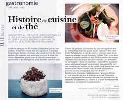 cuisine au thé cuisine ô thé fromagerie bruand the
