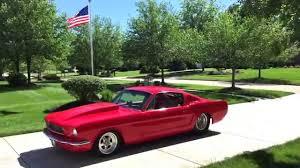 custom 1966 mustang 1966 ford mustang fast back custom built pro