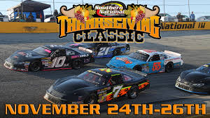 thanksgiving rule the 17th thanksgiving classic presented by solid rock carriers