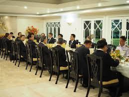 Bangkok Bad Lippspringe Prime Minister Of The Kingdom Of Thailand Paid An Official Visit