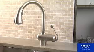 grohe ladylux kitchen faucet grohe ladylux café product