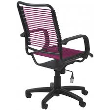 Purple Desk Chair Comfortable Bungee Desk Chair U2014 Desk Design Desk Design