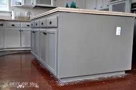 Paint Kitchen Cabinets Grey Attractive Chalk Paint Kitchen - Painting kitchen cabinets white with annie sloan chalk paint