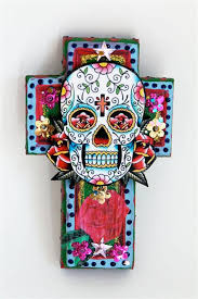 Sugar Skull Kitchen Decor