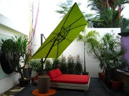 outdoor umbrella in singapore roma series 3