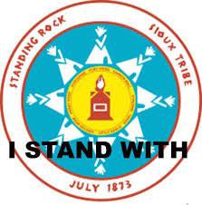 Standing Rock Reservation Map Standing Rock No Corps Easements 4 Dakota Pipeline Sacred Stone