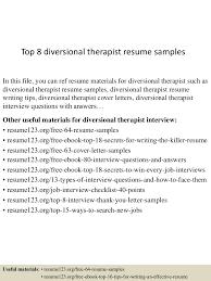 Radiation Therapist Resume Behavior Therapist Resume Free Resume Example And Writing Download