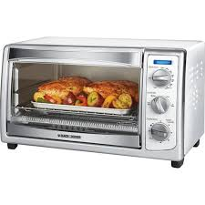 Black And Decker Spacemaker Toaster Oven Black U0026 Decker Convection Toaster Oven Walmart Com