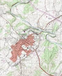 Lexington Zip Code Map Virginia Maps Perry Castañeda Map Collection Ut Library Online