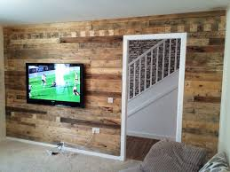 How To Whitewash Wood Walls by Reclaimed Pallet Wood Wall Youtube