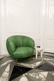 Interior Green Souffle Chair Kelly Wearstler Kelly Green And Marbles
