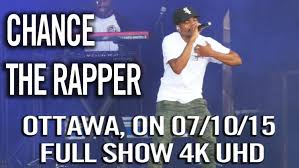 chance the rapper live in ottawa july 10 2015 theboottube com