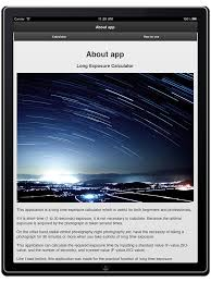 How To Calculate The Needed Long Exposure Calculator Camera How To Do Star Trail Photography