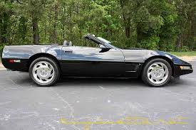 96 corvette for sale 1996 corvette convertible for sale at buyavette atlanta