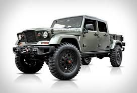 jeep safari concept 2017 easter jeep safari filled with seven jeep concepts