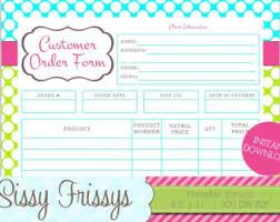 customer form etsy