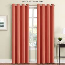 Coral Blackout Curtains Rugs Curtains Coral Blackout Curtains For Awesome Bedroom