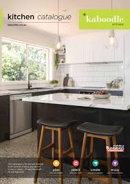 kaboodle kitchen australian catalogue by diy resolutions issuu