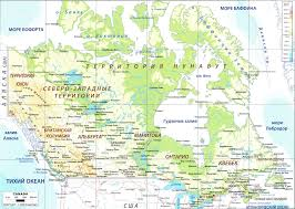Canada On Map by Canada