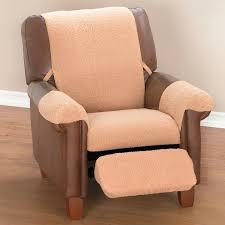 slipcover for recliner chair furniture comfortable recliner slipcovers for living room design