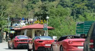 ferrari off road ferrari holds 70th anniversary celebrations in the philippines