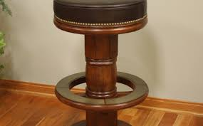 Counter Stool Backless Stools Graceful Backless Counter Stools With Nailheads