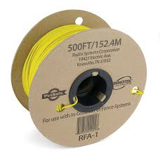 150 Ft In Meters Amazon Com Petsafe Boundary Wire 500 Foot Spool Of Solid Core